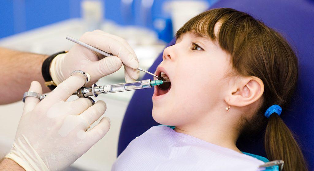 gây tê & gây mê tại Assure Dental